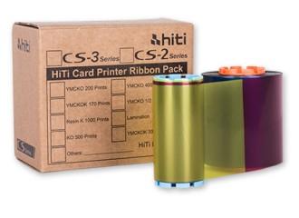 Cinta de Impresión Impresoras Serie CS-2 YMCKO 400