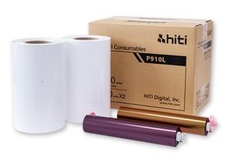 "Kit de impresión Impresora P910 8x12"""