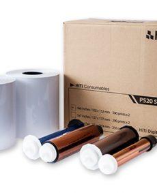 Kit de impresión Plus P520L/P525L