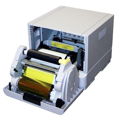 Impresora DNP RX1HS-open view
