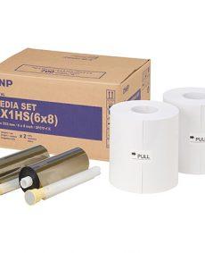 Consumibles Impresora RX1HS 6x8 pulgadas