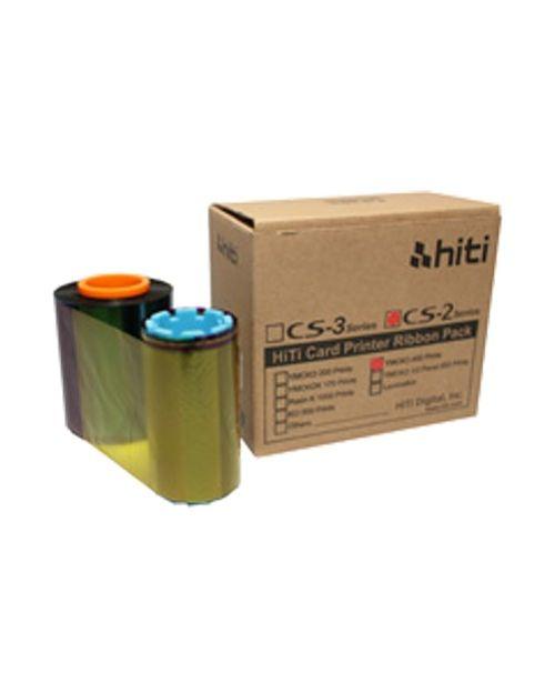 Consumible para impresora HiTi CS200e Color para 400 impresiones